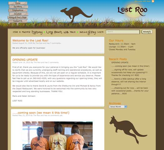 Lost Roo