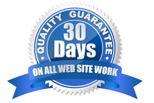 30 day quality guarantee