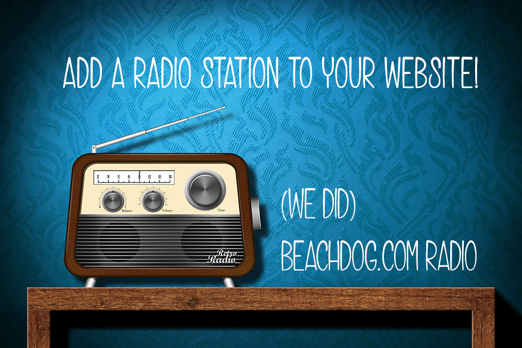 beachdog.com radio