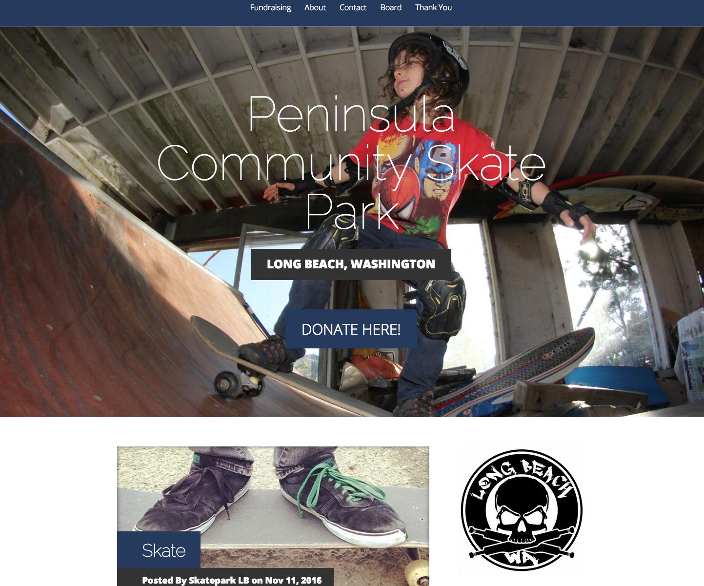 skateparklongbeachwa.com